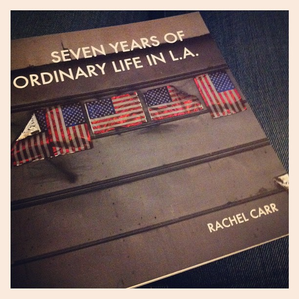 Seven years of ordinary life in LA