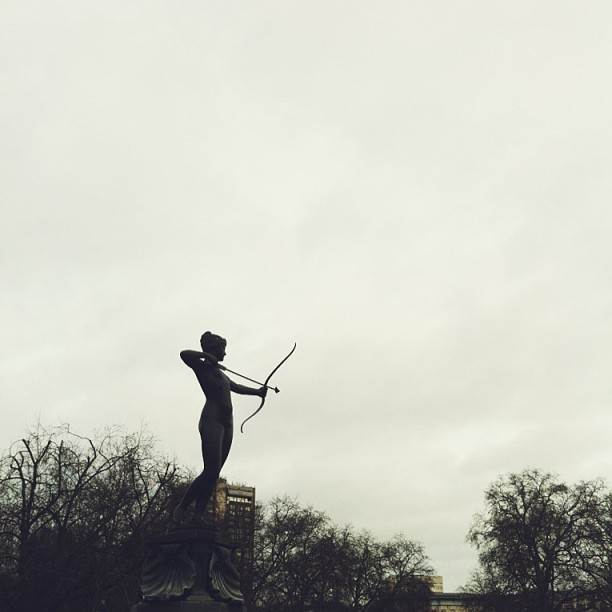 Hyde Park archery