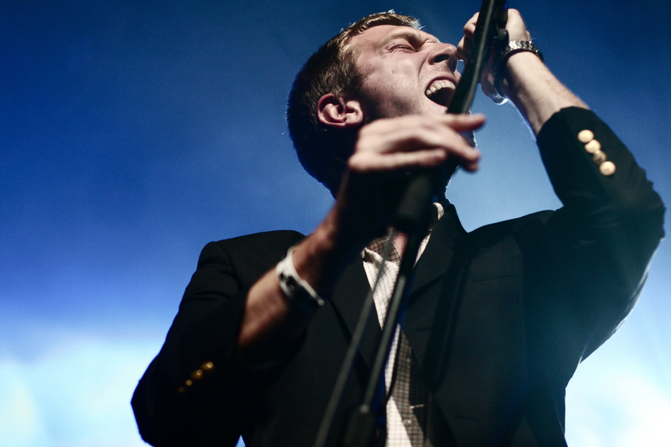 the walkmen at the henry fonda theater/music box