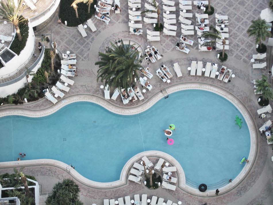 Westin Diplomat hotel, Hollywood, near Fort Lauderdale, Florida