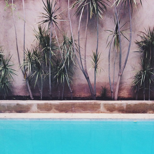 The spa, El Fenn #vscocam