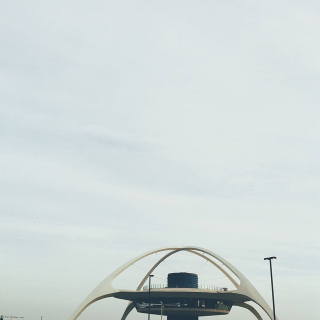 LAX #vscocam