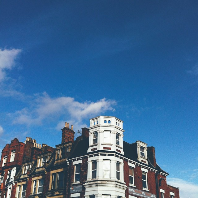 West Hampstead #vscocam