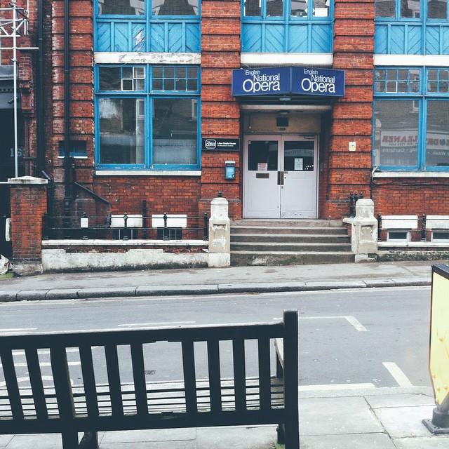 @englishnationalopera, West Hampstead #vscocam