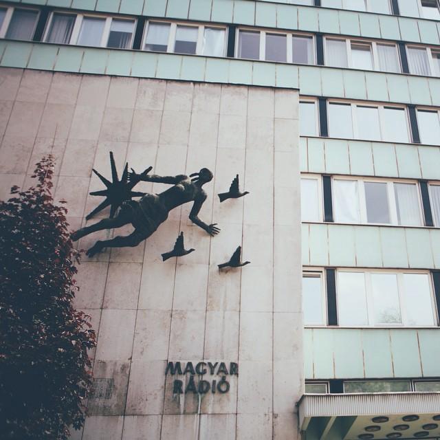 MAGYAR RÁDIÓ #budapest