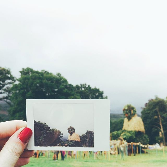 From @greenmanfest with love.#wales #mytinyatlas #vscocam