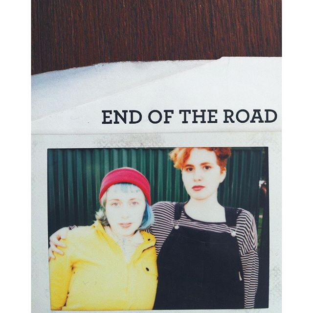 @girlpoolband at #eotr#makeportraits #vscocam #instax