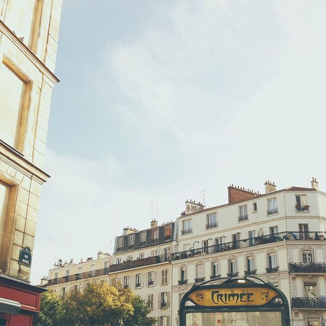 Paris being casually brilliant, comme d'habitude, on November 1st.#vscocam #paris #mytinyatlas