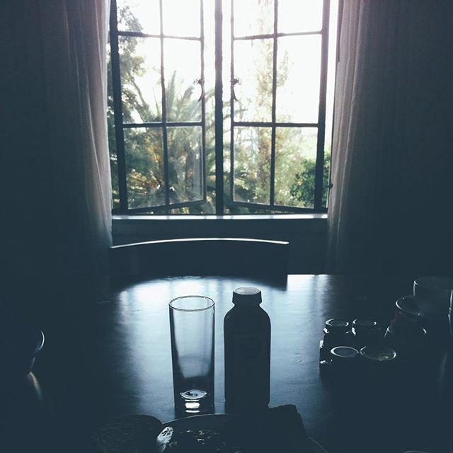 Almond, date, vanilla, sea salt. #vscocam #chateaumarmont #mytinyatlas